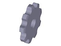 Rolos-Transportador-Corrente-Rodas Dentadas