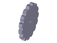 Steel-Buchas-Corrente-Rodas Dentadas
