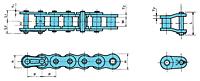 BS/DIN De Transmissão Lambda® Correntes-2